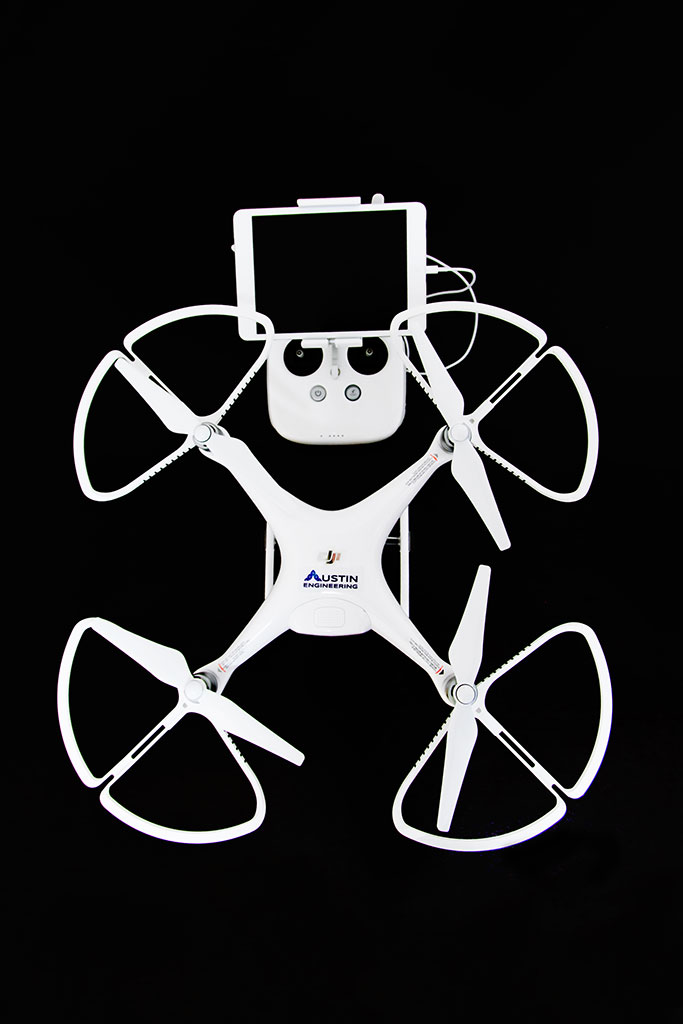 Austin Engineering Research and Development Drone