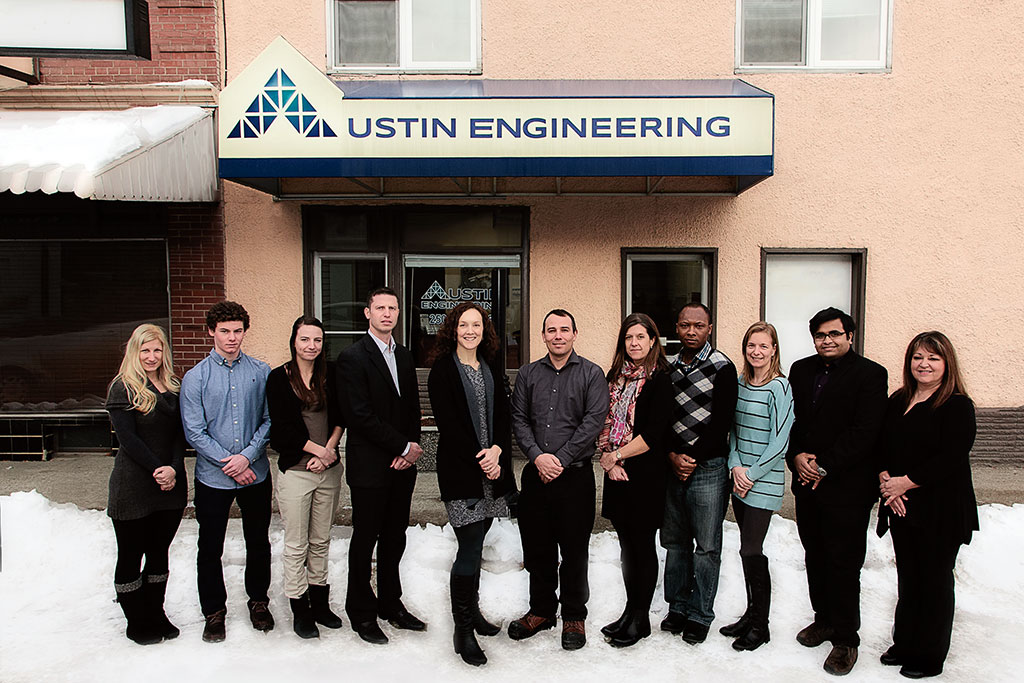 Austin Engineering Ltd. Staff Photo