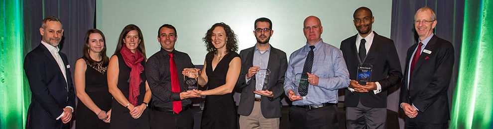 Austin Engineering and Partners Presented Award at the Clean Energy BC Generate 2018 Conference