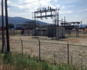 Ruckles Substation