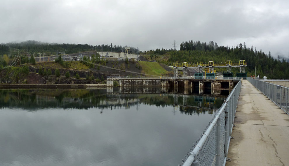 South Slocan Intake