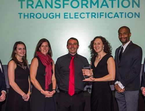 Innovative Partnership wins Clean Energy Award for Second Year