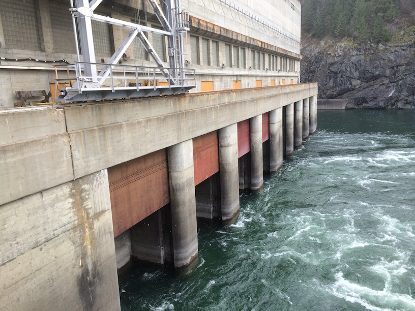 Dam Safety Engineering_ FortisBC Inc. Lower Bonnington 4