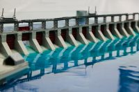 Hydrotechnical Engineering_ FortisBC Corra Linn Dam Modeling Replica